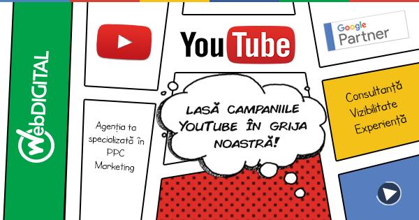campanie youtube