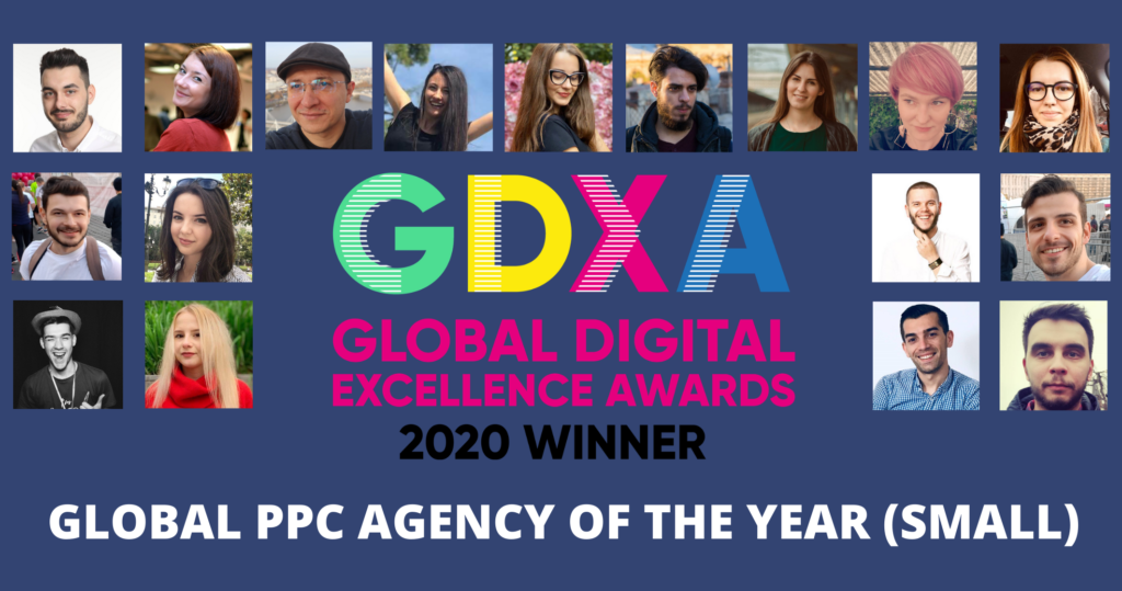 WebDigital : Agentia Anului in PPC Marketing la Global Digital Excellence Awards