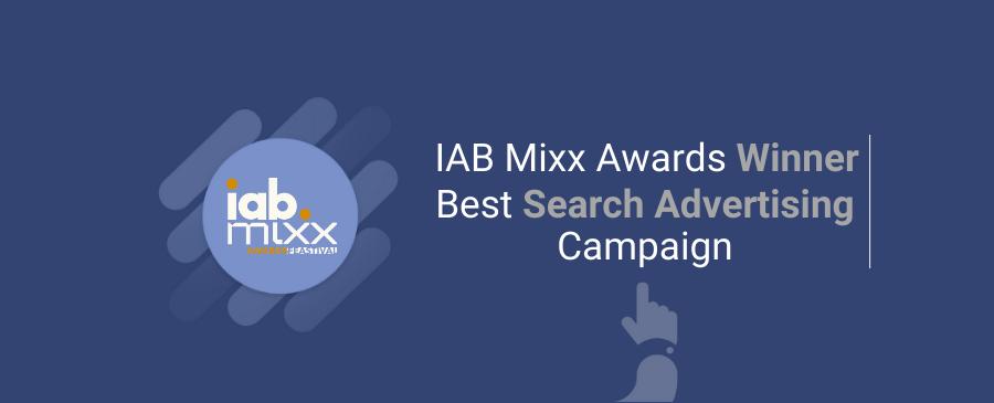 WebDigital castiga competitia IAB Mixx Awards la categoria Best Search Advertising Campaign